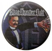 Blue Oyster Cult - 'Agents of Fortune' Button Badge